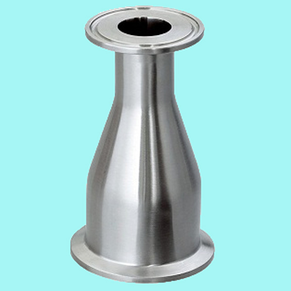 Sanitation Triclamp Concentric Reducer