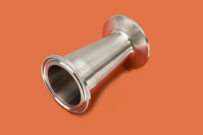Stainless Steel Triclover Concentric Reducer
