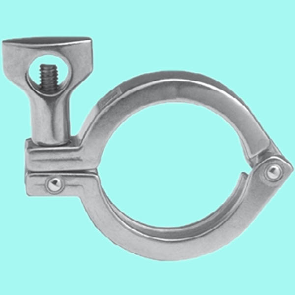 Sanitary Heavy Duty Clamps
