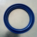 Triclamp Bule Gasket with Lipped